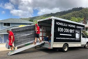 Honolulu Movers Homepage
